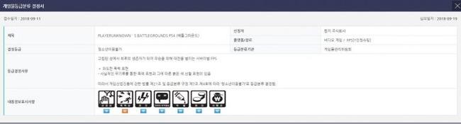 PUBG PS4 韓国に関連した画像-03