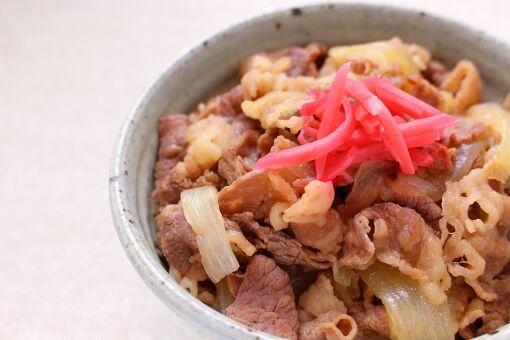 飯島直子 女優 牛丼 食べ方 紅生姜 大量に関連した画像-01