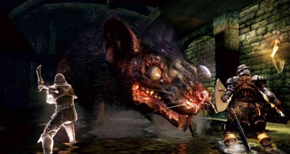 ネズミ イギリス ロンドン ダークソウル デモンズソウルに関連した画像-05