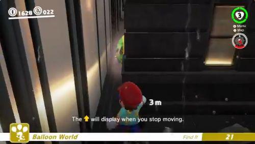 スーパーマリオオデッセイ DLC バルーン バグ 不正に関連した画像-03