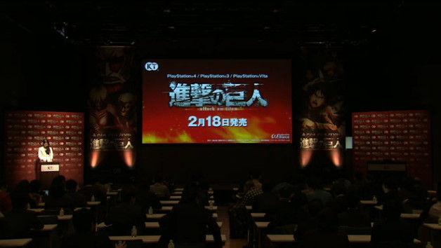 進撃の巨人 PS4 共闘 Coop 協力 オンラインに関連した画像-01