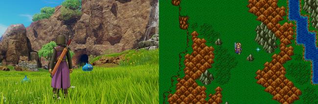 ドラゴンクエスト11 ドラクエ11 比較 3DS PS4 グラフィックに関連した画像-04
