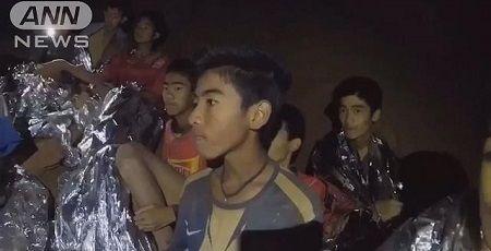 タイ 洞窟 閉じ込め 救出 脱出に関連した画像-01