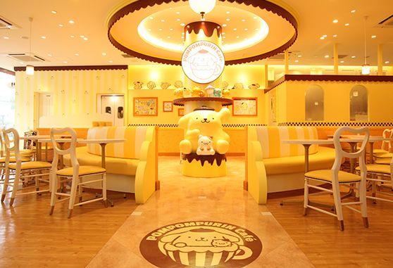 ポムポムプリンカフェに関連した画像-01