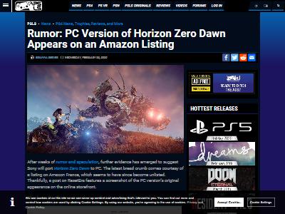 ホライゾン PC版 アマゾンに関連した画像-02