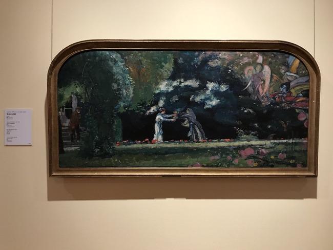 ガンダム 絵 国立西洋美術館に関連した画像-02