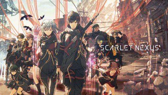 スカーレットネクサス バンダイナムコゲームス PS5 PS4 Xboxに関連した画像-01