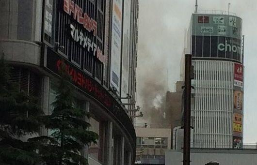 ヨドバシカメラ 火災に関連した画像-01