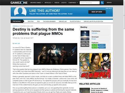 デスティニー MMO RPGに関連した画像-02