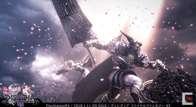 ディシディアファイナルファンタジーNT アーケード PS4版 オープニングに関連した画像-08
