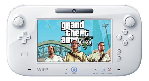 GTA5 WiiU Take-Two