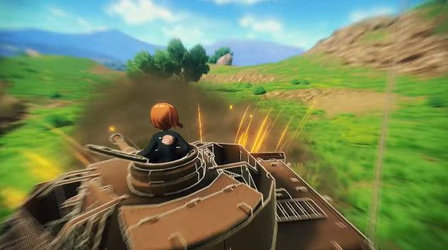 ガルパン ガールズ&パンツァー 最終章 PS4 ドリームタンクマッチ オンラインゲームに関連した画像-25