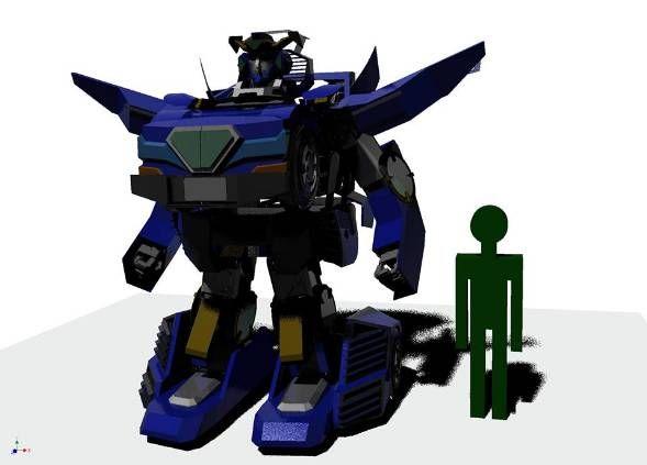 ロボット 人型変形ロボット 神器建造ジェイダイトに関連した画像-04