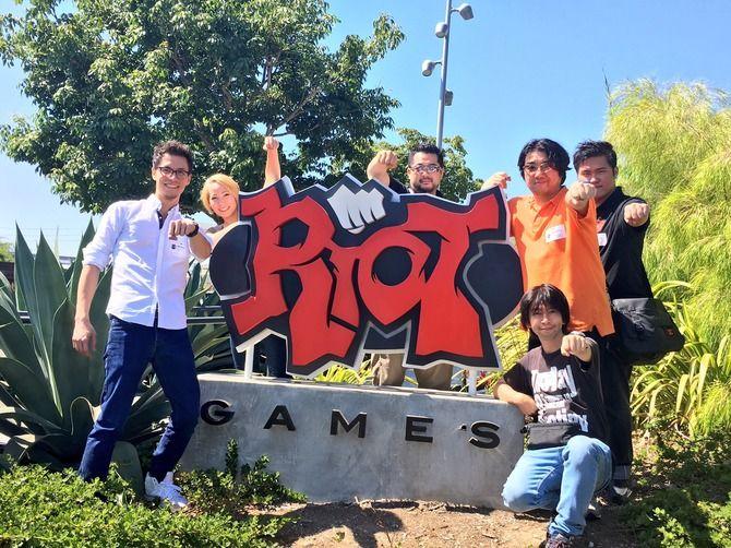 アークシステムワークス Riot Gamesに関連した画像-01
