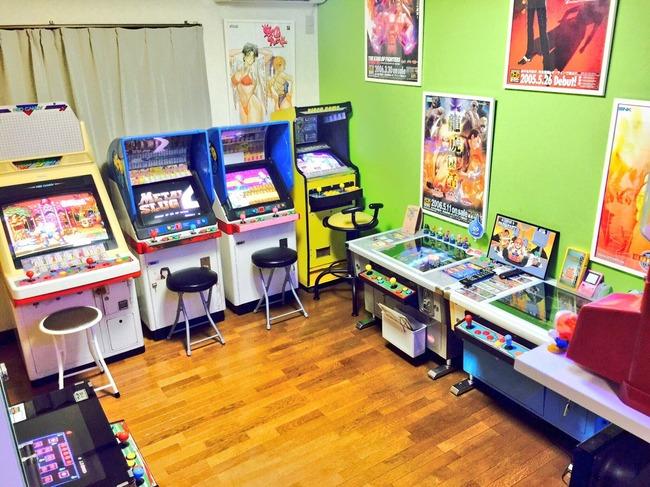 ゲーマー ゲーム部屋 クローゼット 秘密基地に関連した画像-05