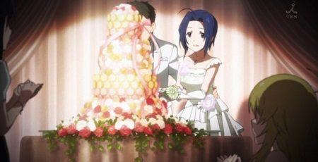 アイドルマスター プロデューサー 結婚式 チケット 最前列 パンフレットに関連した画像-01
