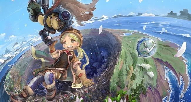 メイドインアビス アニメ化 つくしあきひとに関連した画像-01