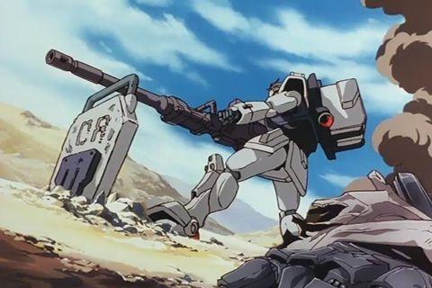 陸戦型ガンダム バンダイ プラモデル 盾撃ち 輝き撃ち 論争に関連した画像-03