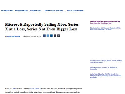 XboxSX 国内 発売日 11月10日に関連した画像-02