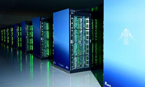 スーパーコンピューター スパコン 富岳 世界1位 日本に関連した画像-01