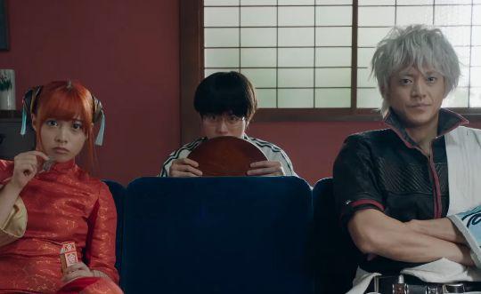 銀魂 映画 実写 小栗旬 菅田将暉 橋本環奈に関連した画像-01