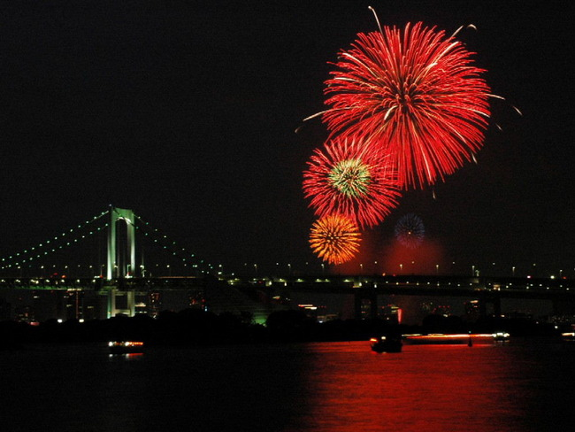 東京湾大華火祭に関連した画像-01