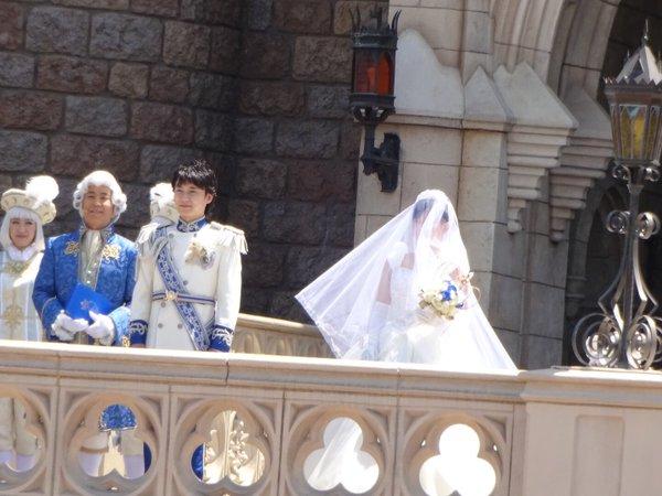西又葵 結婚式 ディズニーランド シンデレラ城 イラストレーター 三宅淳一に関連した画像-10
