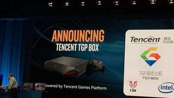 テンセント 新型ゲーム機 TGPBOXに関連した画像-01
