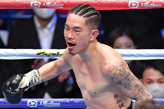 【タトゥー騒動】ボクシングの井岡一翔選手、「タトゥー文化最高」と中指を立てた挑発画像を投稿し炎上