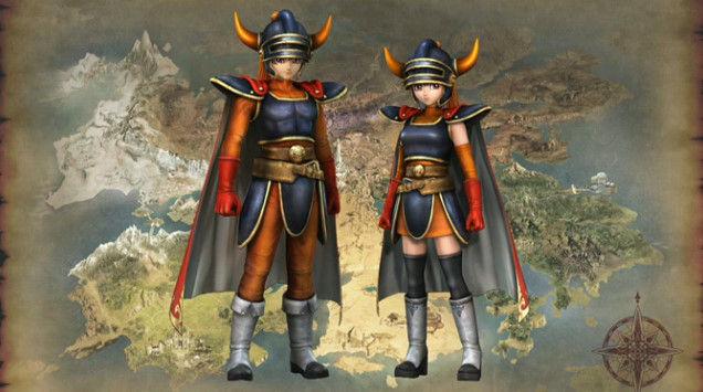 ドラゴンクエストヒーローズ DQH ドラクエヒーローズ ドラゴンクエスト ドラクエに関連した画像-04
