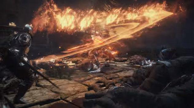 ダークソウル3 動画 ロンチトレーラー ボスに関連した画像-17