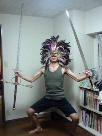 岸田メル FGO Fate ダヴィンチ マスカレイド伯爵 マスカレイド仮面 グランドオーダーに関連した画像-03
