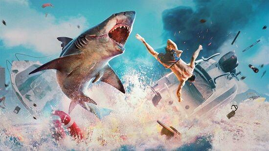 サメゲームManeater配信開始に関連した画像-01