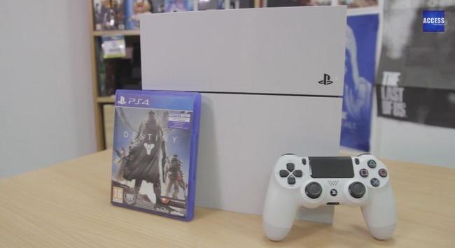 白PS4に関連した画像-01