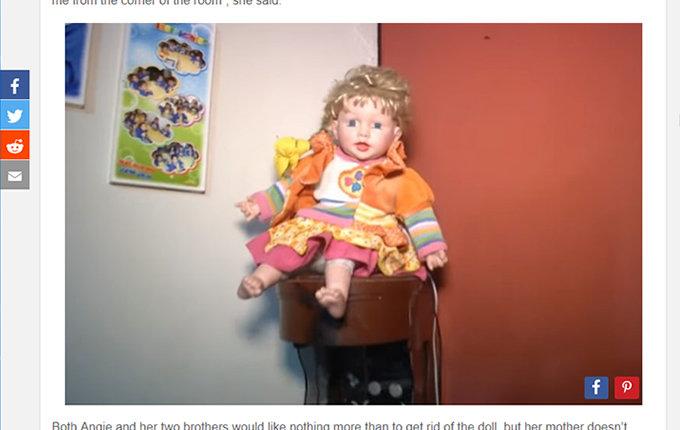 世界 不気味 人形に関連した画像-03