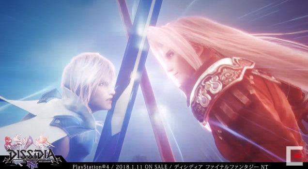 ディシディアファイナルファンタジーNT アーケード PS4版 オープニングに関連した画像-23