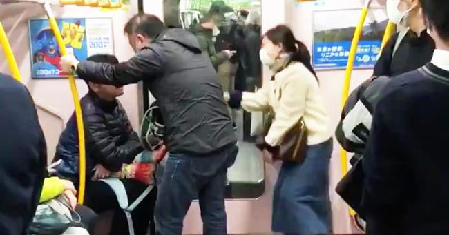 山手線 咳 原因 大騒ぎ 動画に関連した画像-01