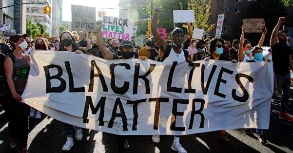 黒人作家 反差別デモ BLM 暴動 略奪 日本人 共感に関連した画像-01