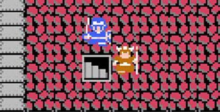 ドラクエ 階段 マーク イラスト アンテナマーク ドット絵に関連した画像-01