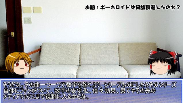 ニコニコ動画 ニコニコ ボーカロイド ボカロP 歌い手 衰退に関連した画像-07