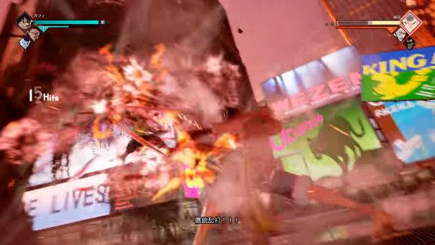 ジャンプフォース 必殺技 プレイ動画 演出 PS4に関連した画像-06