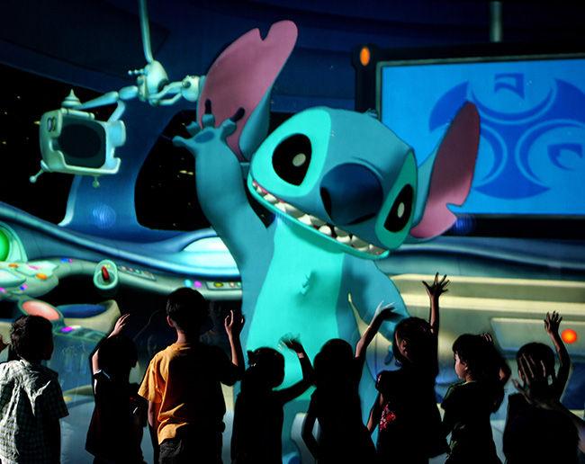 東京ディズニーランド リロ・アンド・スティッチ ディズニーに関連した画像-01