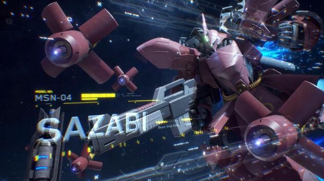 ガンダムエボリューション FPS オーバーウォッチ 釈迦 スパイギア ガンダム 無料に関連した画像-12