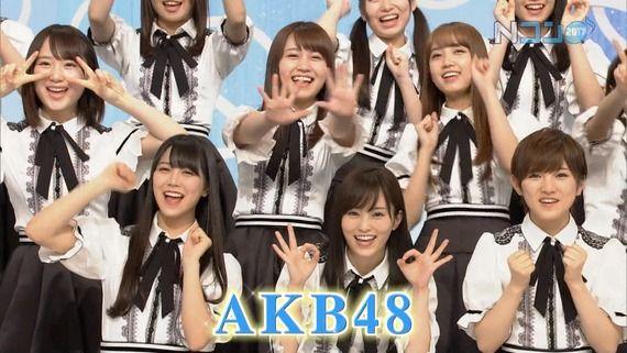 AKB48 Nコン 課題曲 合唱 関係者 反発 に関連した画像-01