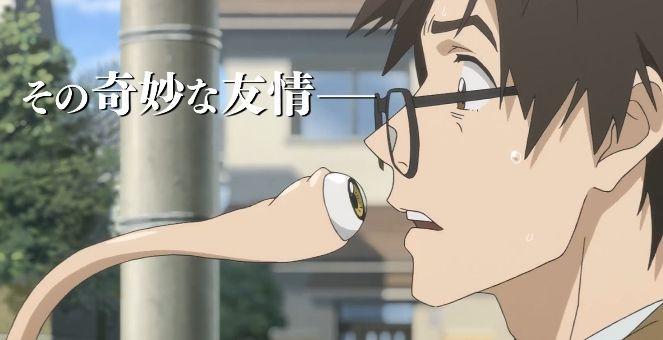 寄生獣 アニメ トルネ 番付に関連した画像-01