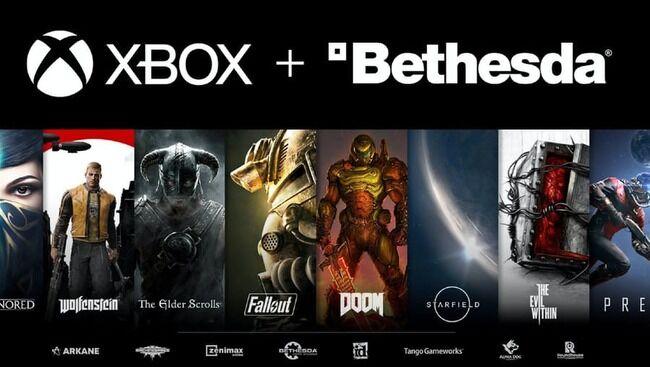 XboxOne DOOM ゲームパス ベセスダに関連した画像-01