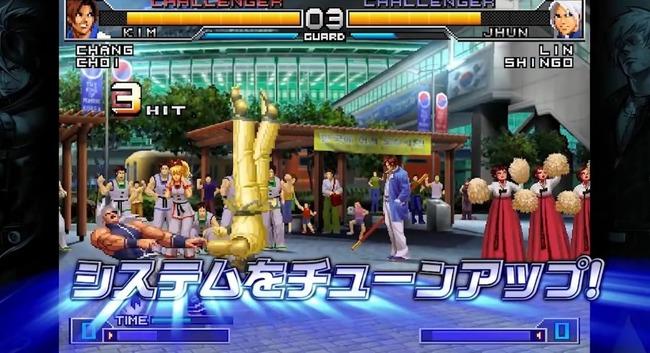SNK KOF15  新トレーラー 2021年発売予定 PS4版 KOF2002UMに関連した画像-13