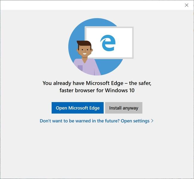 マイクロソフト Windows10 アップデート ブラウザ 警告に関連した画像-03