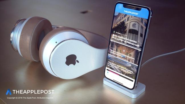 Apple ヘッドホン 発売に関連した画像-01