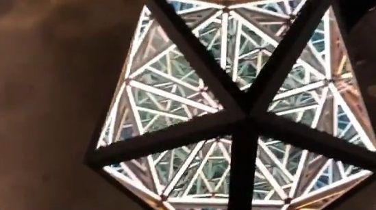 LAアートショー 正二十面体 あわせ鏡に関連した画像-04